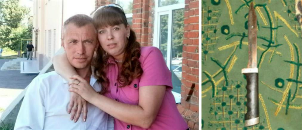 Μαχαίρωσε μέχρι θανάτου τον άντρα της, επειδή παραπονέθηκε ότι το φαγητό ήταν άνοστο