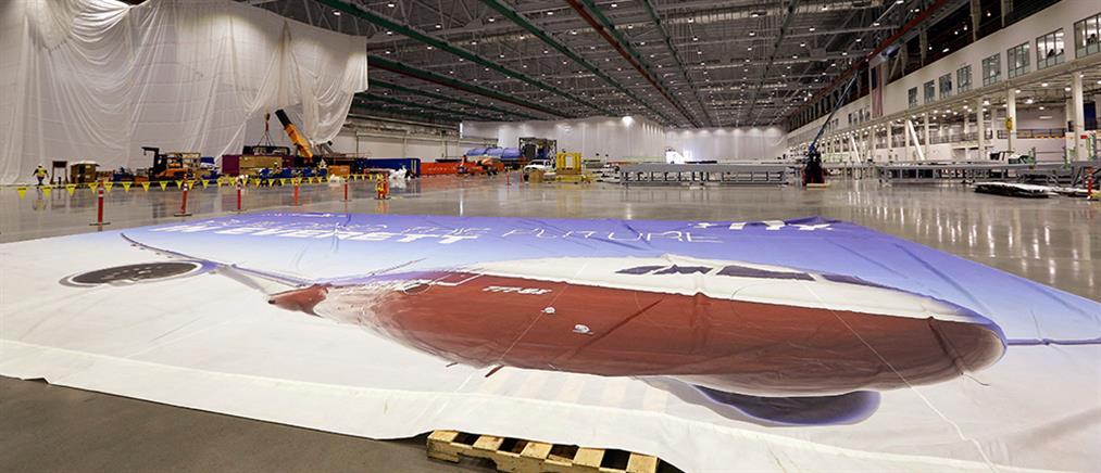Πρώτη δοκιμαστική πτήση για το Boeing 777X