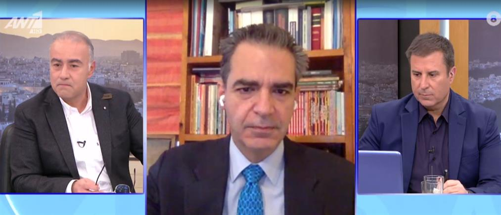 Συρίγος στον ΑΝΤ1: στην ΕΕ δεν υπάρχει κοινή βούληση για κυρώσεις στην Τουρκία