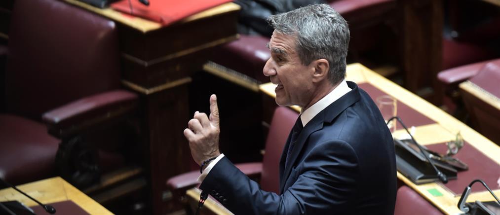 """ΚΙΝΑΛ: """"Κόπηκε"""" ο Λοβέρδος από κοινοβουλευτικός εκπρόσωπος"""