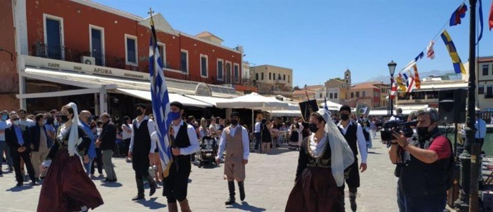 Παναγιωτόπουλος για την Μάχη της Κρήτης: Γιορτάζουμε σήμερα την κρητική ψυχή