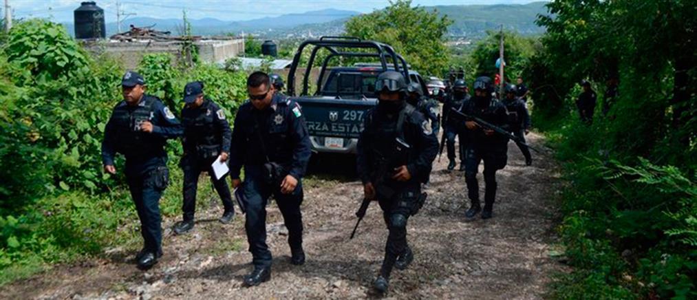 Ακέφαλα πτώματα και κεφάλια βρήκαν οι αρχές του Μεξικό