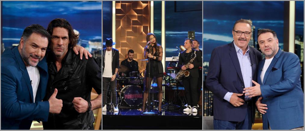 """The 2Night Show"" με… αποκαλύψεις και εκπλήξεις την Πέμπτη (εικόνες)"