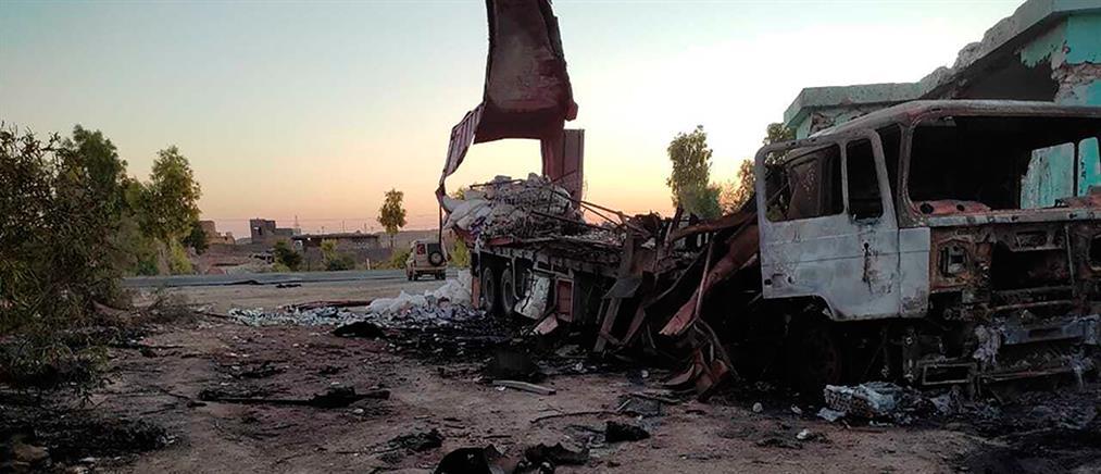 Ιράκ: Στοχευμένες επιθέσεις κατά Αμερικανών (εικόνες)
