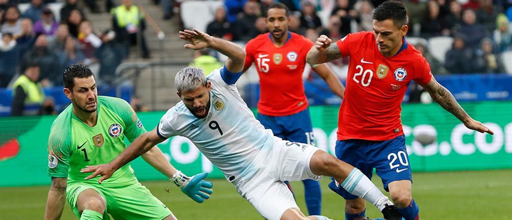 Copa America: νικήτρια στον μικρό τελικό η Αργεντινή