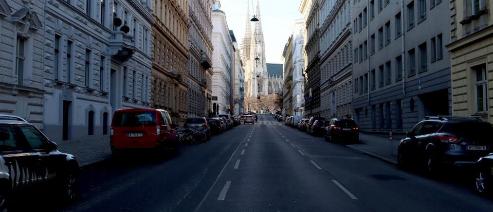Κορονοϊός – Αυστρία: Παράταση στο lockdown
