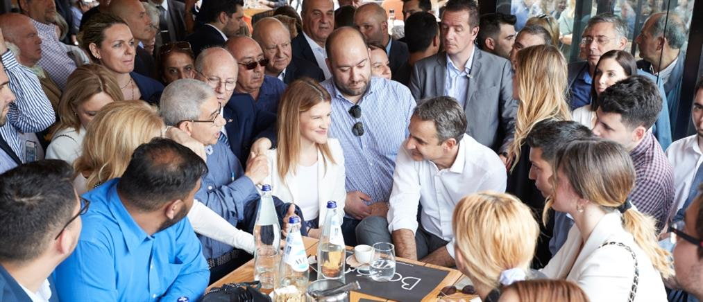 Μητσοτάκης: ευθύνη μου είναι να ενώσω τον ελληνικό λαό, όχι να τον διχάσω