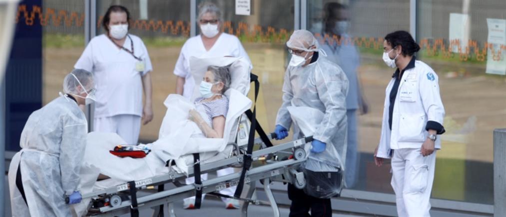 Κορονοϊός: Περισσότεροι από 10.000 οι νεκροί στη Γαλλία