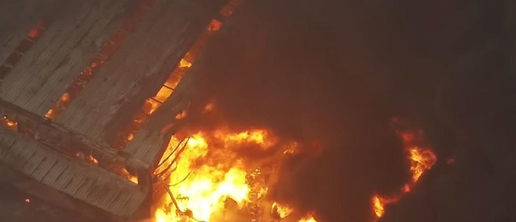 Μπαγκλαντές: δεκάδες νεκροί σε φωτιά σε εργοστάσιο