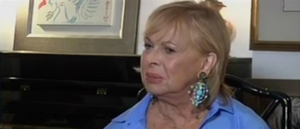 Στο νοσοκομείο η Άννα Φόνσου – Λιποθύμησε την ώρα της παράστασης