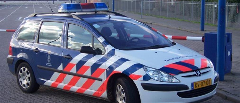 Συναγερμός στην Ολλανδία μετά από απειλή για βόμβα