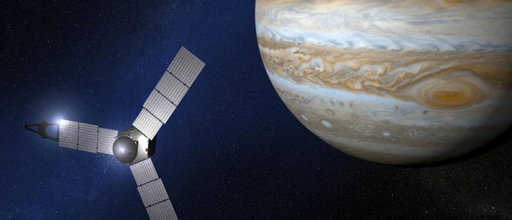 """Τι συμβαίνει στα """"βάθη"""" του Δία – Νέες αποκαλύψεις από το σκάφος Juno"""