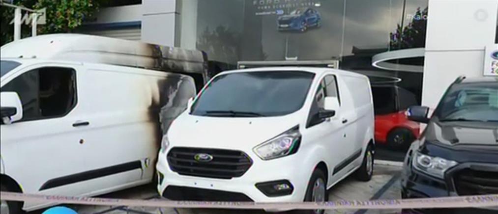 Εμπρησμοί αυτοκινήτων σε Αργυρούπολη και Ζωγράφου