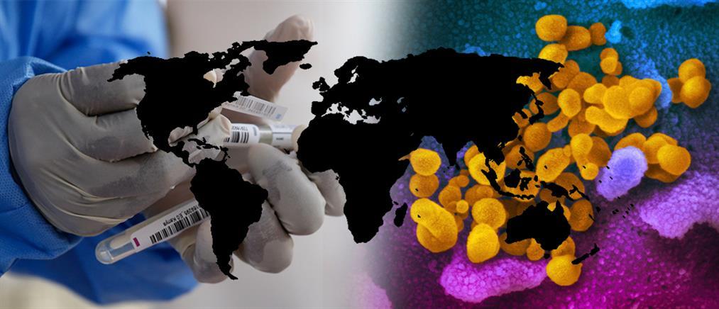 Κορονοϊός: Πάνω από 11 εκατομμύρια τα κρούσματα παγκοσμίως