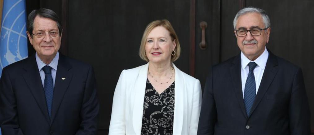 Αναστασιάδης και Ακιντζί συμφώνησαν για νέα ΜΟΕ