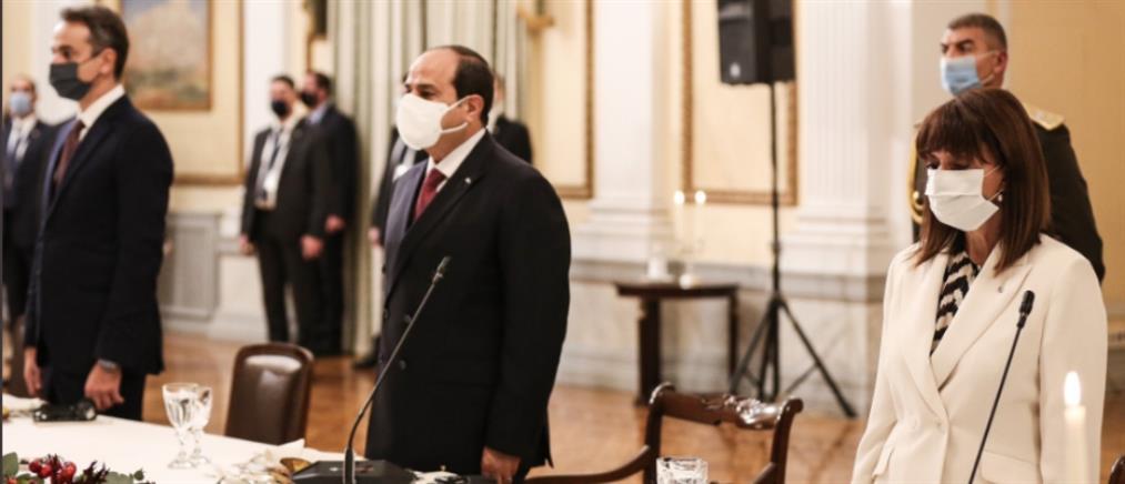 Στρατηγική συνεργασία Ελλάδας-Αιγύπτου για την ασφάλεια στην Ανατολική Μεσόγειο