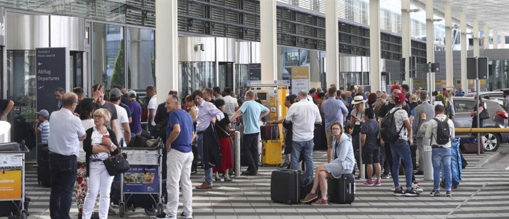 Αεροδρόμιο Μονάχου: επιβάτης έκανε λάθος στην πόρτα και ματαιώθηκαν 130 πτήσεις!