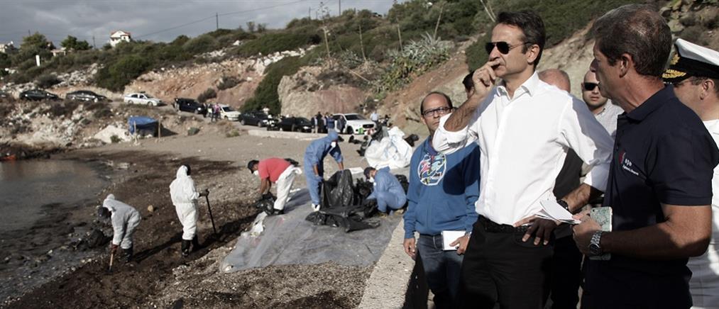 Μητσοτάκης: πολλά τα αναπάντητα ερωτήματα για το ναυάγιο στη Σαλαμίνα