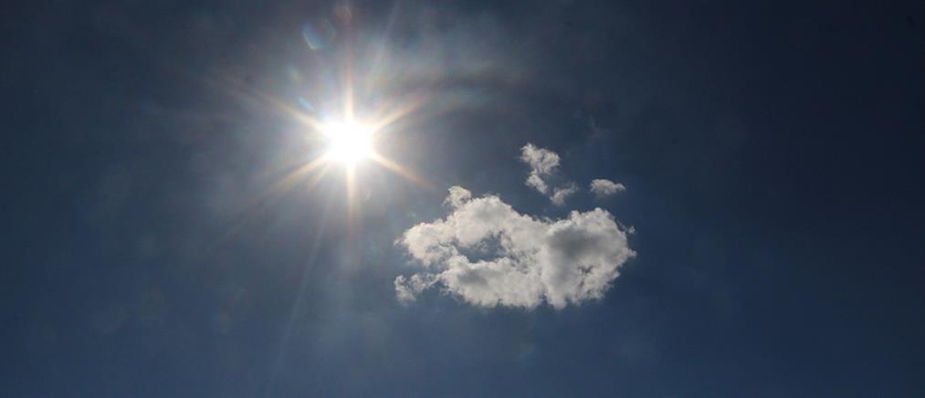 Καιρός: ηλιοφάνεια με βοριαδάκι την Δευτέρα