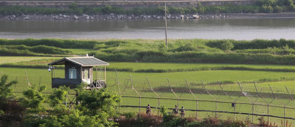 Βόρεια Κορέα: Σκότωσαν Νοτιοκορεάτη και του έβαλαν φωτιά