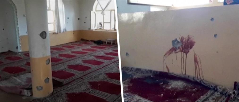 Μακελειό σε τζαμί (βίντεο)