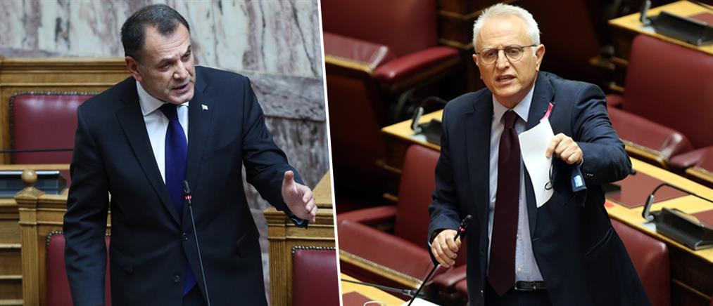 """Κόντρα στην Βουλή για """"Oruc Reis"""" και 12 ναυτικά μίλια"""