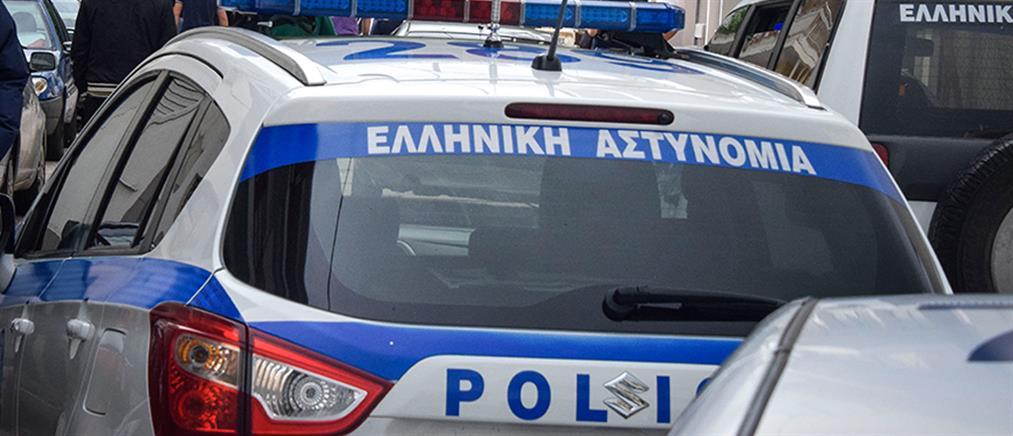 Βρέθηκε το αυτοκίνητο των ληστών της τράπεζας στην Ερυμάνθεια