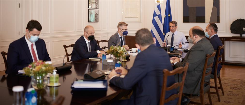 Μητσοτάκης: Εθνικής σημασίας η Συμφωνία Ελλάδας – Γαλλίας
