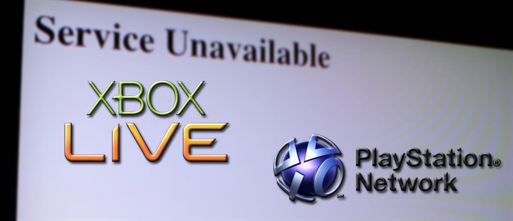Χάκερς «χτύπησαν» Xbox και Playstation
