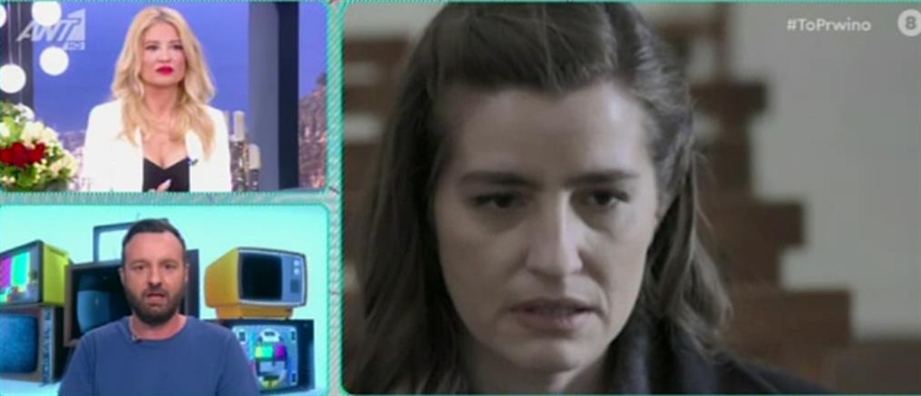 """""""Άγριες Μέλισσες"""" – Spoiler: η Ελένη, ο φόνος του πατέρα της και ο Βόσκαρης (βίντεο)"""