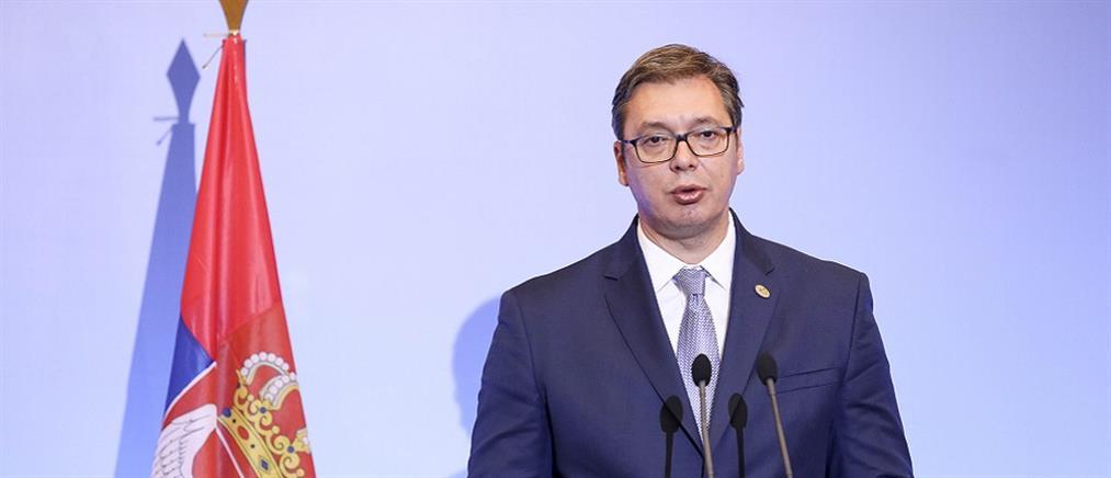 Βουλευτικές εκλογές προκήρυξε ο Βούτσιτς