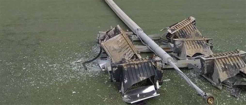 Άγιο είχαν νεαροί ποδοσφαιριστές – Έπεσε πυλώνας φωτισμού στο γήπεδο Σταμάτας
