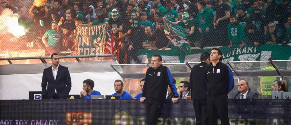 Ο Αναστόπουλος έθεσε εαυτόν εκτός Basket League