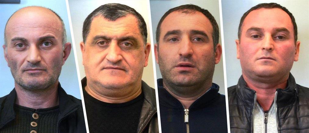Αυτοί είναι οι Γεωργιανοί που διέρρηξαν πάνω από… 1000 σπίτια (φωτο)