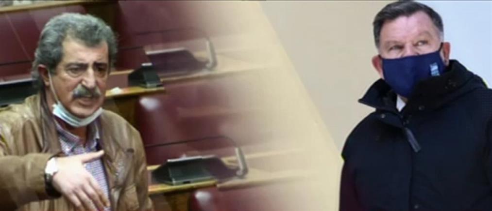 """Υπόθεση Λιγνάδη: """"Πόλεμος"""" Πολάκη - Κούγια (βίντεο)"""