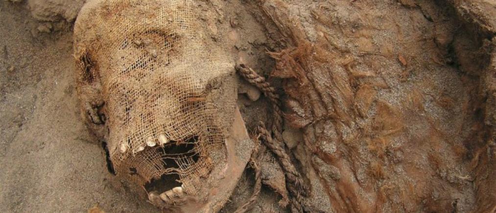 Αρχαιολόγοι ανακάλυψαν ομαδικό τάφο παιδιών (βίντεο)