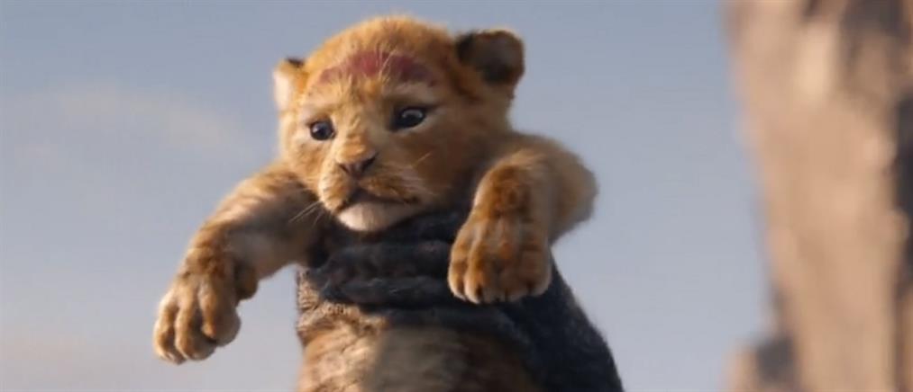 """Επιστρέφει το """"Lion King""""! (βίντεο)"""