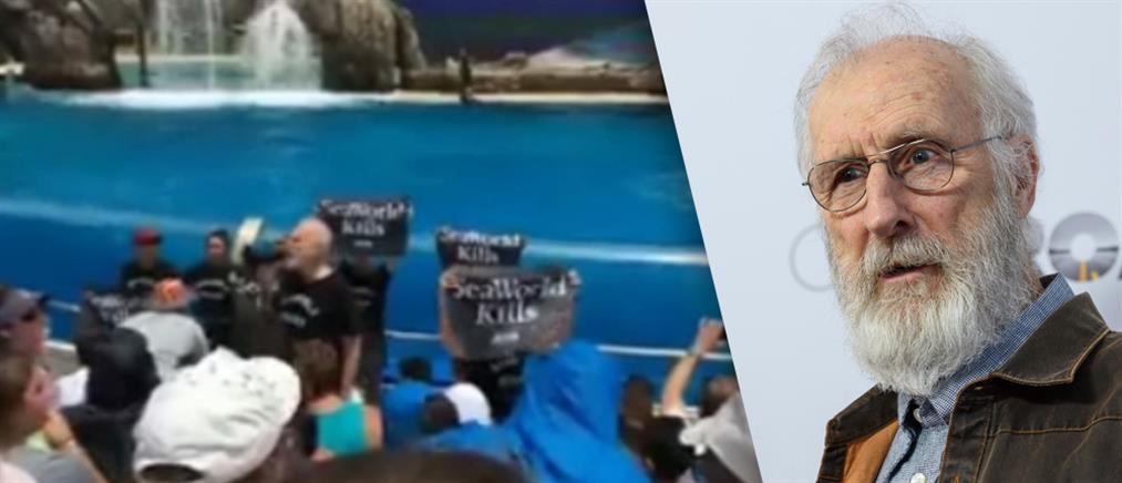 Συνελήφθη ο ηθοποιός Τζέιμς Κρόμγουελ (βίντεο)