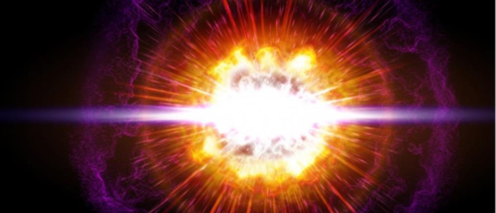 Έκρηξη υπερκαινοφανούς αστέρα άνοιξε γιγάντια τρύπα στο Διάστημα