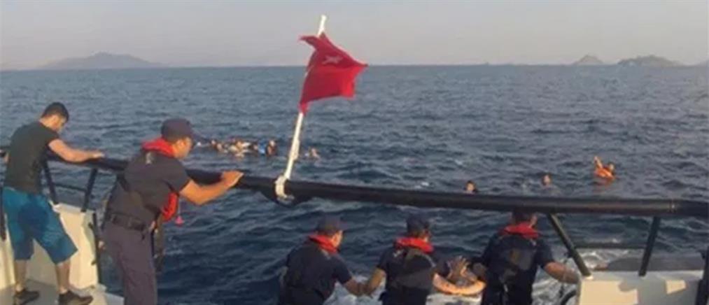 Ναυτική τραγωδία στο Αιγαίο (εικόνες)