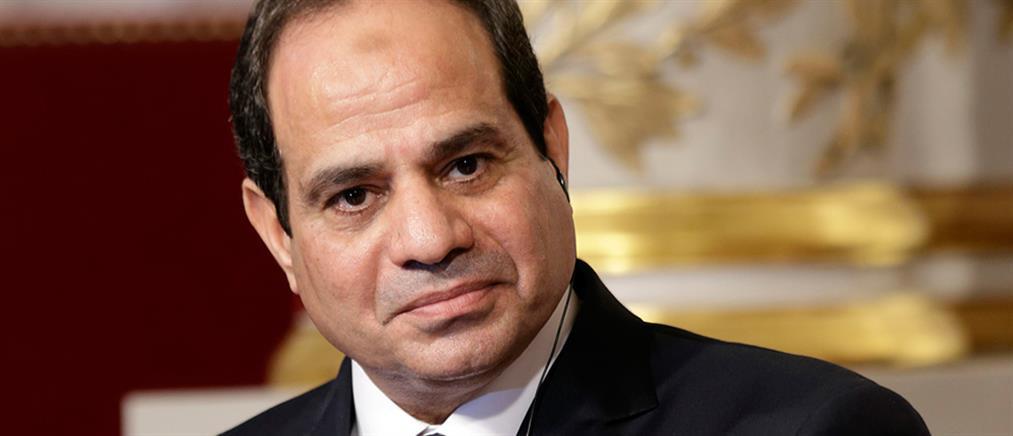 Σίσι: δεν θα επιτρέψουμε σε κανέναν να ελέγξει τη Λιβύη