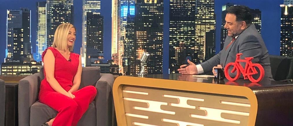 Ράνια Τζίμα: Το παράπονο που έχει από τον πατέρα της (βίντεο)