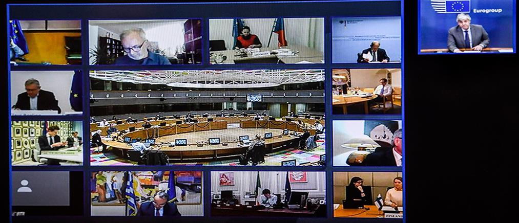 Νέα τηλεδιάσκεψη του Eurogroup για την έκτακτη χρηματοδότηση