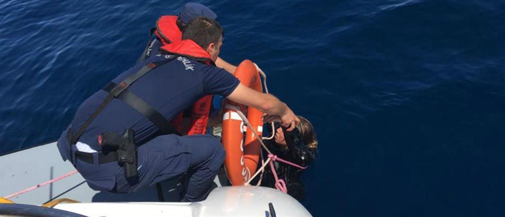 Πολύνεκρο ναυάγιο στην Τουρκία