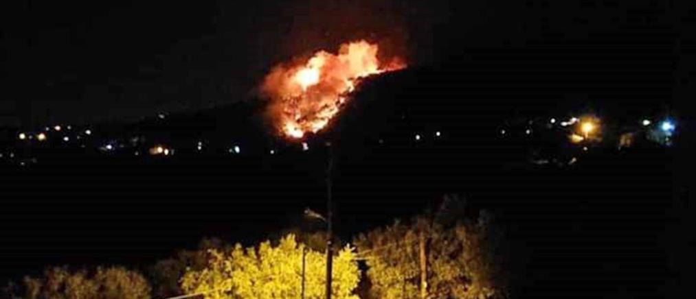 Φωτιά στη Νέα Μάκρη: δεν λειτούργησε το 112
