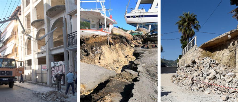 Ζάκυνθος: ένας χρόνος από τον ισχυρό σεισμό των 6,8 Ρίχτερ