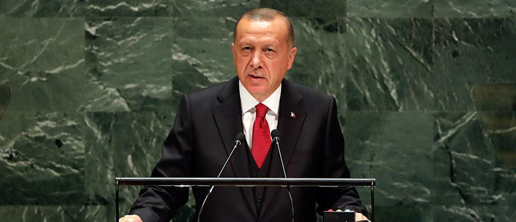 Ο Ερντογάν προκαλεί την Ουάσιγκτον