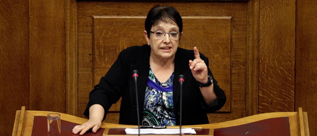 Επικεφαλής στο Επικρατείας του ΚΚΕ η Παπαρήγα