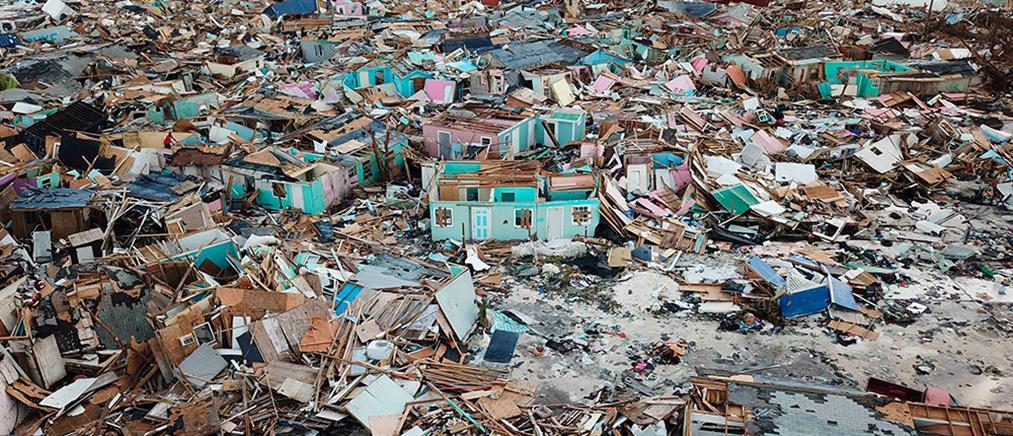 """""""Ντόριαν"""": αυξάνονται οι νεκροί στις Μπαχάμες (εικόνες)"""