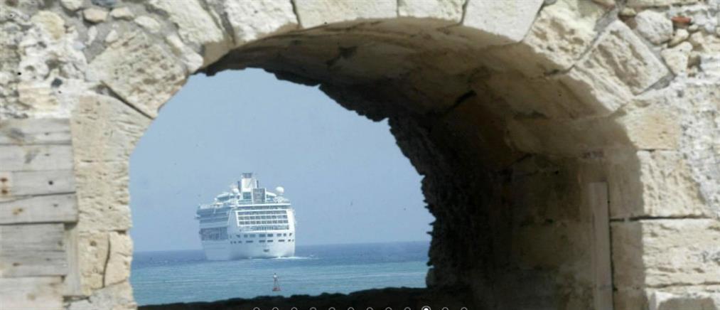 """Μπήκε στο πλοίο αλλά… ξέχασε το μηχανάκι του """"αναμμένο"""" στο λιμάνι!"""